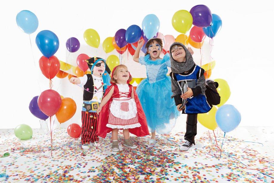 Carnevale dei Bambini al Lago di Codana