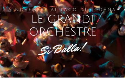 In November, the great ball orchestras arrive at Lago di Codana