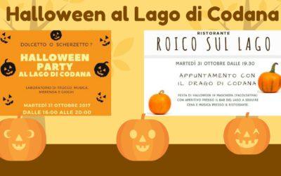October 30, 2017 – Halloween at Lago di Codana