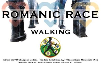Romanic Race Walking