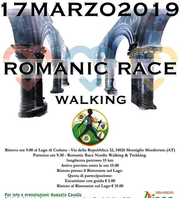 Romanic Race Walking