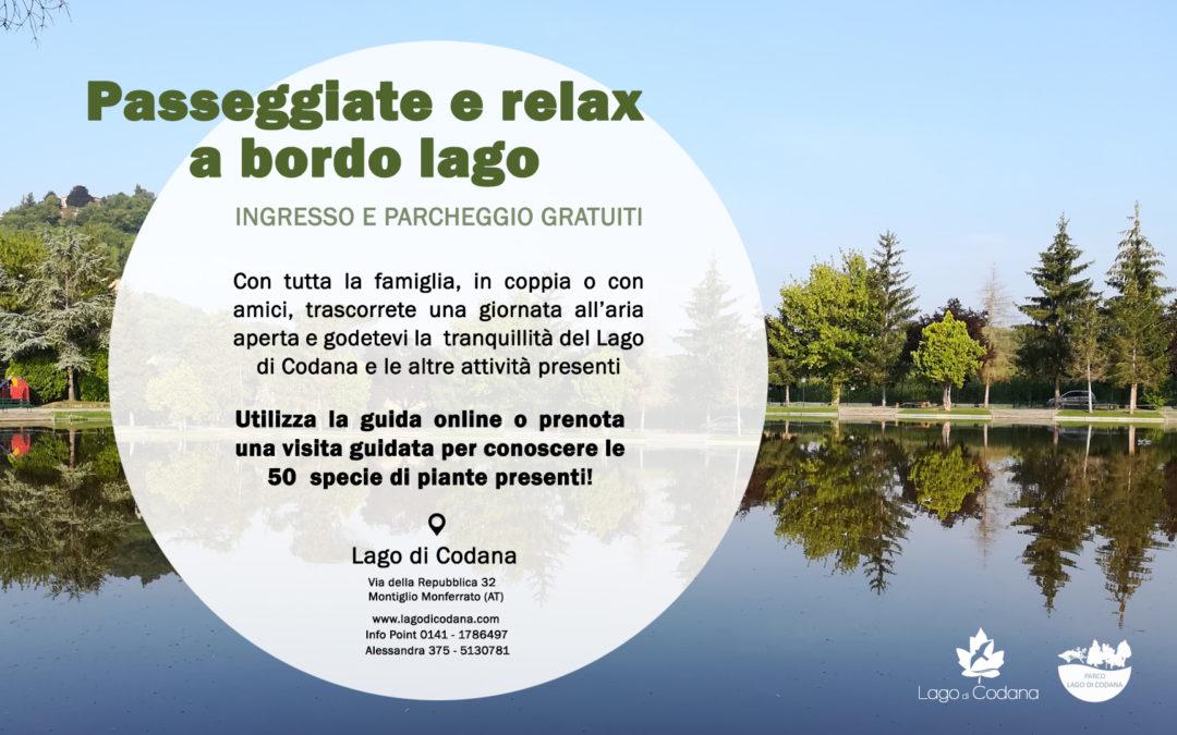 Una passeggiata al Lago di Codana