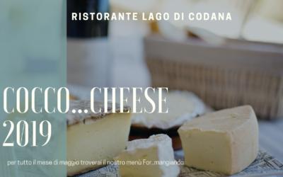 Cocco…cheese al Ristorante sul Lago di Codana