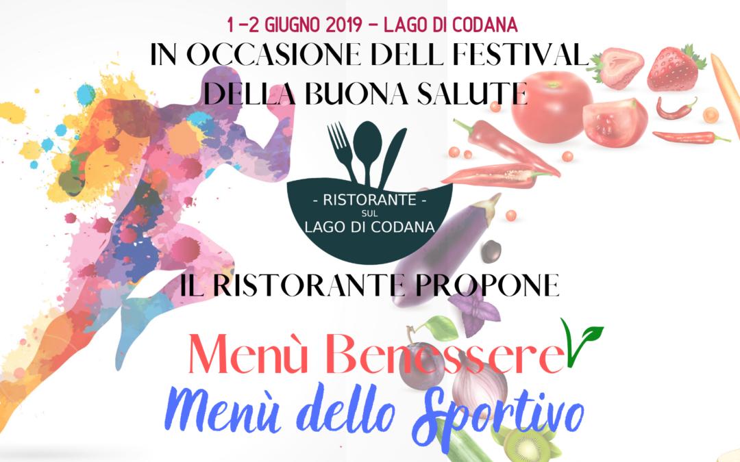 Il Ristorante E Il Festival Della Buona Salute E Del Benessere Lago Di Codana