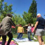 Festival della buona salute Lago di Codana 2019