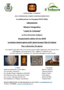 Mostra fotografica Le Pievi Romaniche Astigiane