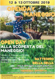 2019_10_12-23 Open Day Maneggio Lago di Codana