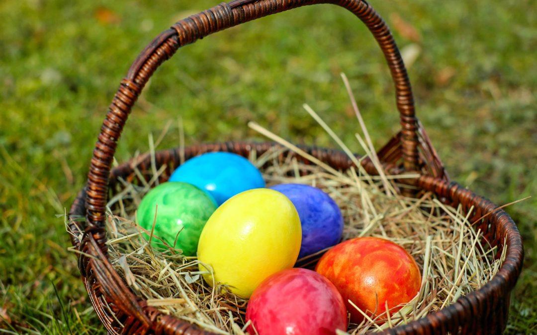 Pasqua e Pasquetta 2020