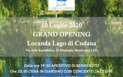 Grand Opening Locanda Lago di Codana