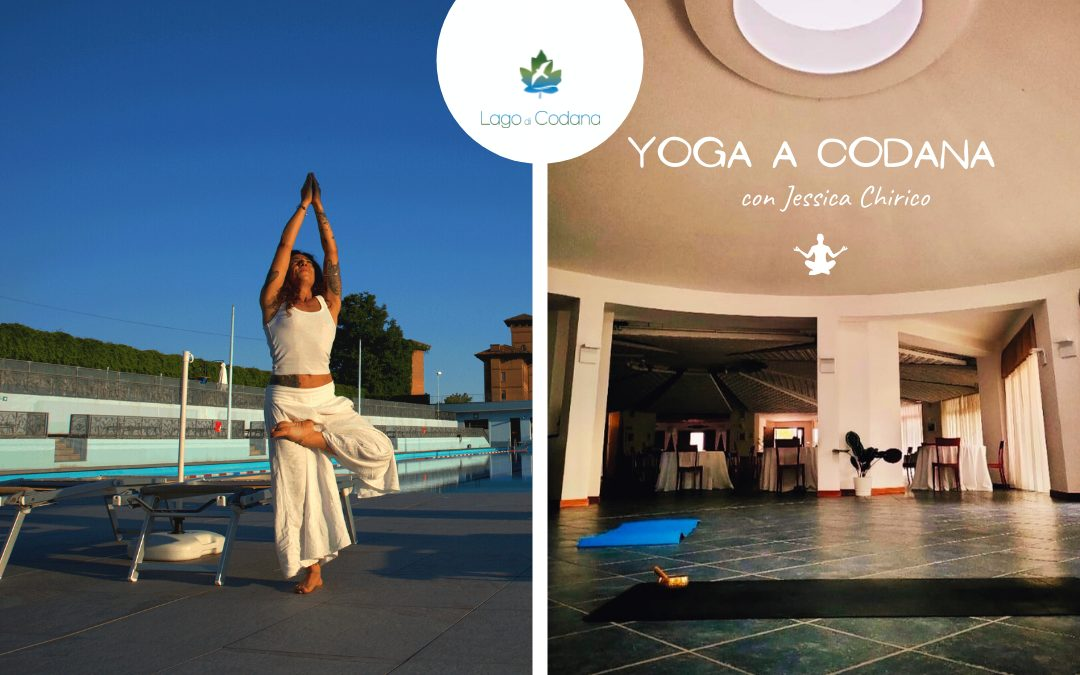 Yoga a Codana con Jessica Chirico