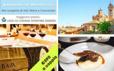 Weekend nel Monferrato alla scoperta di Asti, e due tra i borghi più belli d'Italia: Neive e Cocconato.